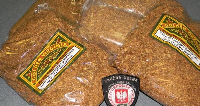 Znaleziono blisko 5 kg nielegalnego tytoniu