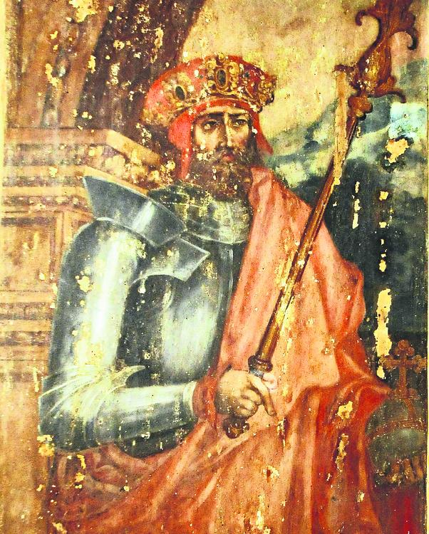 Nieznany portret króla Jagiełły trafił na Wawel