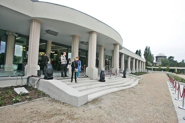 Wrocław: Zobacz centrum biznesowe obok Hali (ZDJĘCIA)
