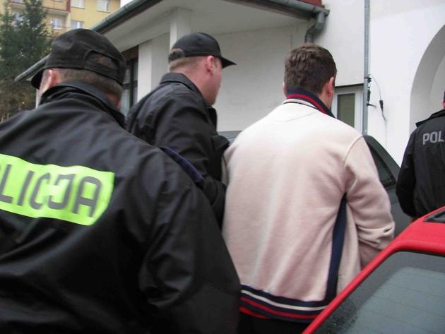 Piotr G., po zatrzymaniu w Sanoku, trafił ponownie do aresztu