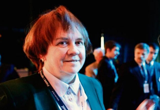 Małgorzata Stryjska z PiS twierdzi, że kratki przy nazwisku J. Kaczyńskiego były za małe