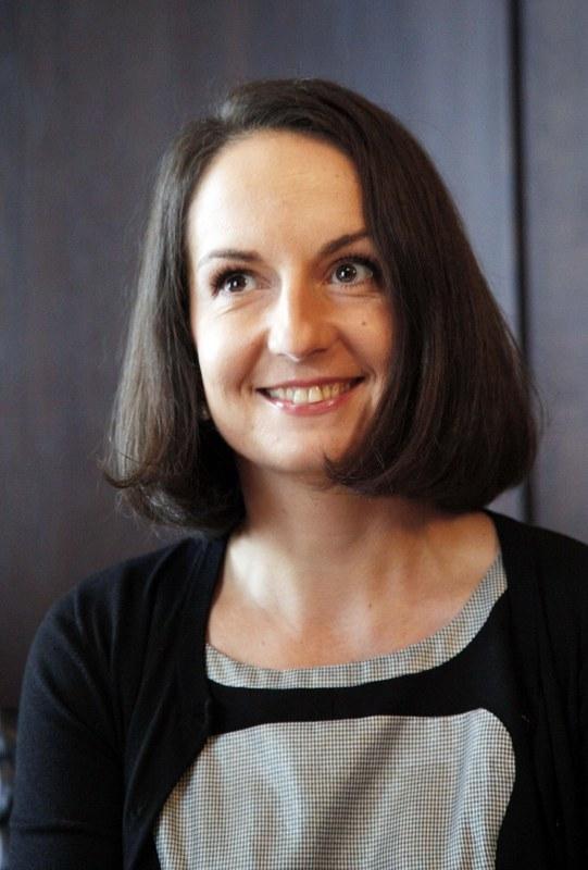 Agata Grenda, nowa dyrektor Departamentu Kultury Urzędu Marszałkowskiego w Poznaniu.