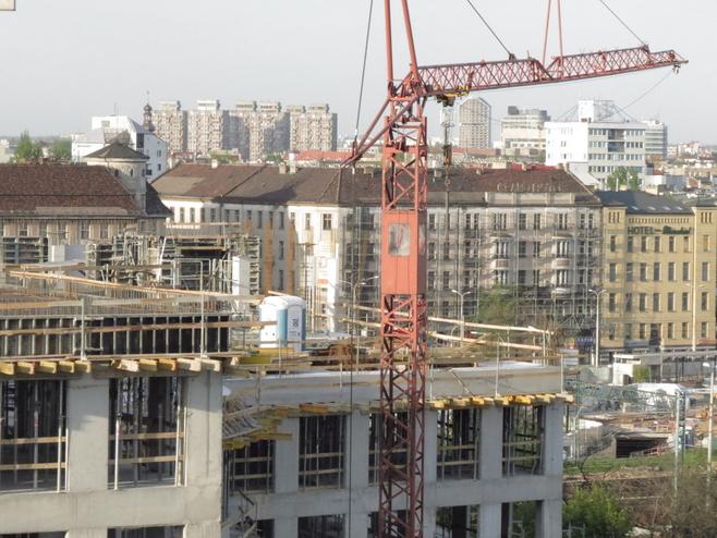 Wrocław: Powstaje nowy biurowiec przy ul. Swobodnej (ZOBACZ)