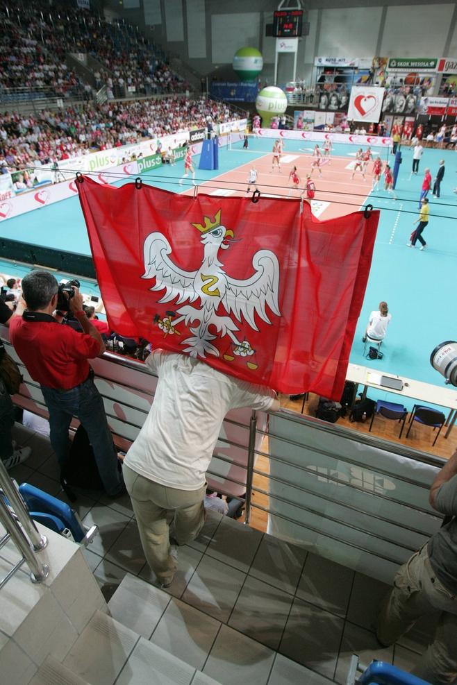 Memoriał Agaty Mróz w Dąbrowie Górniczej: Mecz Polska - Rosja 2:3 [ZDJĘCIA]