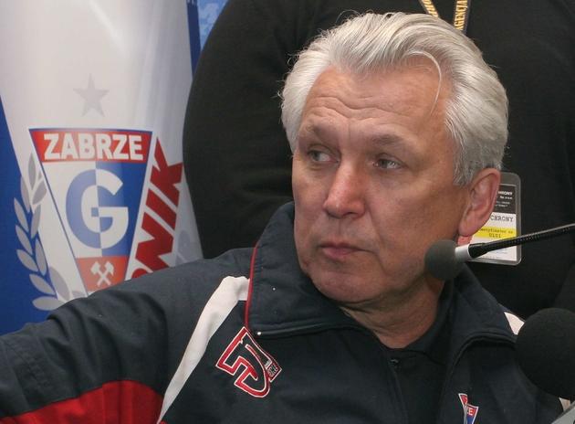 Henryk Kasperczak: zdecydowałem o odejściu z Górnika Zabrze