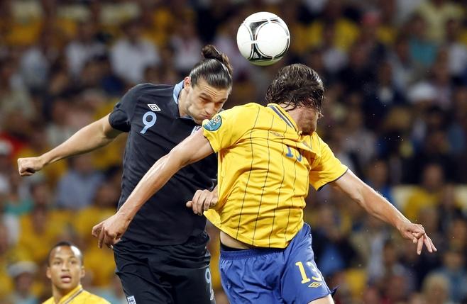 Euro 2012: Szwecja - Anglia 2:3 [ZDJĘCIA, RELACJA]