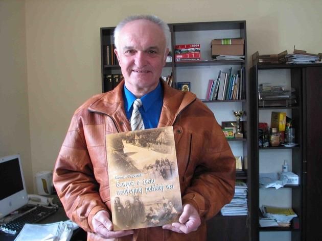 Roman Popenda zbierał materiały do książki przez wiele lat