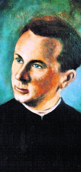 Ksiądz Gerhard Herschfelder zmarł w obozie w Dachau. Miał 35 lat