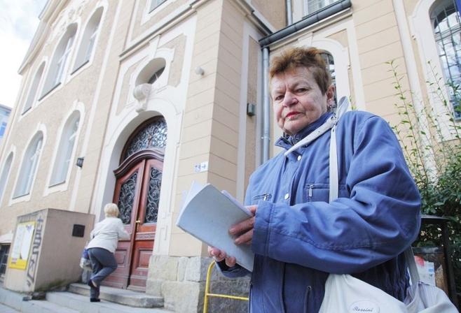 Ewa Górnicka mieszka przy ul. Zeylanda, to jej najbliższa przychodnia.