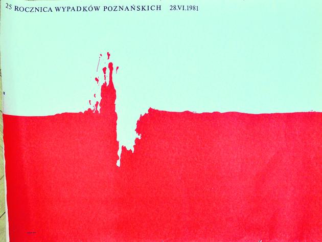 Plakat Krzysztofa Barana