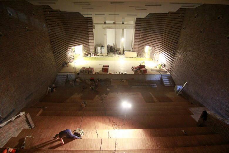 Wrocław: Nowy budynek Akademii Muzycznej prawie gotowy (ZDJĘCIA)