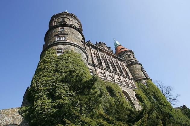 Zamek Książ w Wałbrzychu: perła Dolnego Śląska