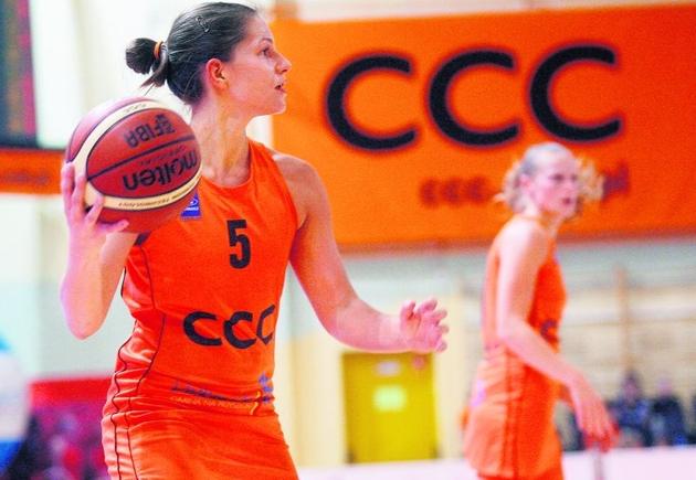 Anna Pietrzak i jej koleżanki z CCC wygrały trzy ostatnie mecze