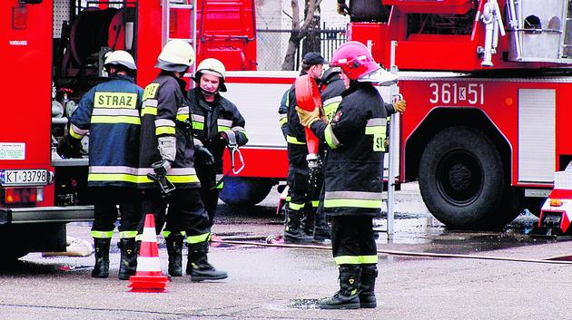 Ochotnicy dysponują podobnym sprzętem i umiejętnościami jak strażacy zawodowi. Teraz mają przechodzić takie jak oni badania