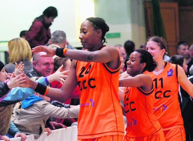 Koszykarki CCC Polkowice zwyciężyły w Rybniku