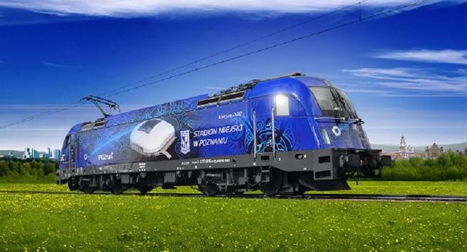 Euro 2012: Głosuj na poznańską lokomotywę!