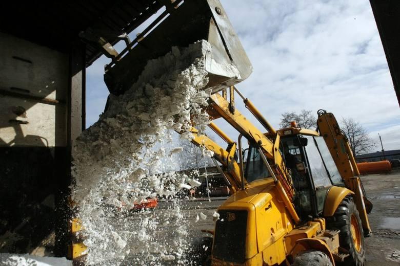 Afera solna: Lista 646 firm, które kupiły sól przemysłową zamiast spożywczej