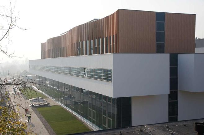 Poznań: Nowy budynek AWF. Otwarcie wkrótce [ZDJĘCIA]