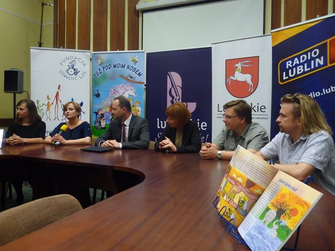 Lublin: Książka, która uczy tolerancji, trafi do przedszkoli