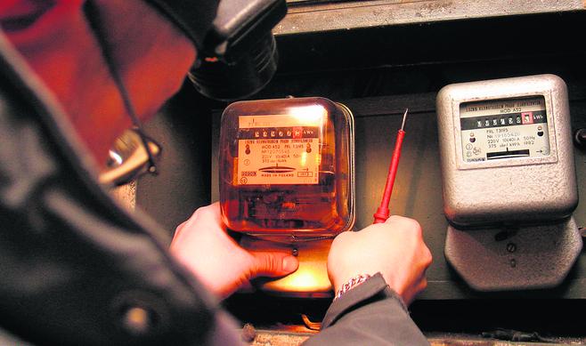 Monterzy w trakcie kontroli bardzo łatwo mogą sprawdzić, czy ktoś nie kradnie prądu