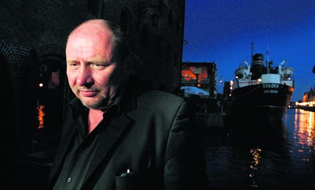 Andrzej Grabowski mówi, że prywatnie nie jest typem wesołka
