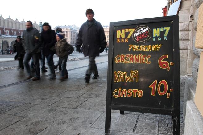 Kraków: Nie karali za nielegalne reklamy