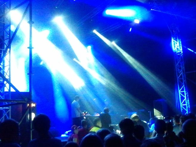 Tauron Nowa Muzyka 2012 w Katowicach: Dzień drugi [ZDJĘCIA i WIDEO]