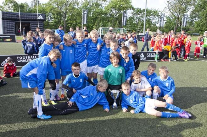 Turniej Adidas Football Challenge: Sukces trzech drużyn z Wielkopolski