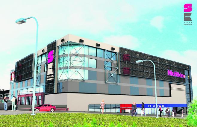 Stara Kablownia ma być gotowa z końcem 2012 roku