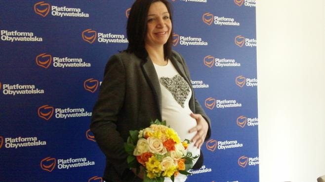 Małgorzata Niemczyk, 8 marca 2012 roku.