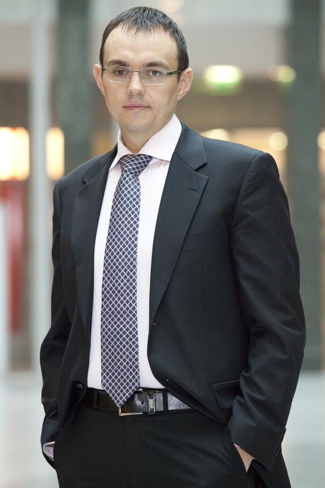 Piotr Krupa, prezesem firmy windykacyjnej Kruk.
