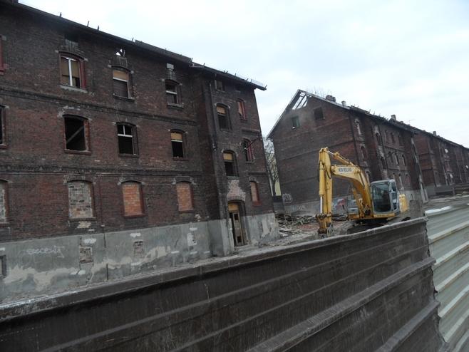 Ruda Śląska zapada się jak bytomski Karb. Trwa ewakuacja