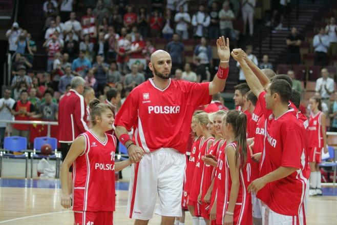 Koszykówka w Spodku: Polska-Chiny 72:73 [ZDJĘCIA]