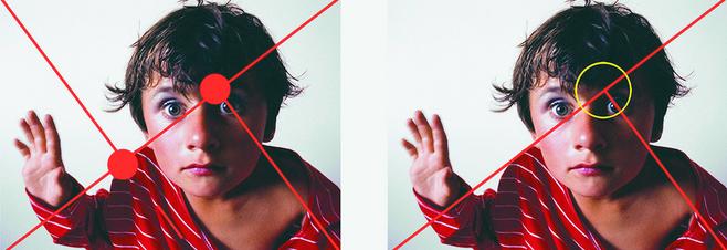 Zastosowanie przy kadrowaniu zasady złotego podziału sprawi, że fotografia będzie harmonijna