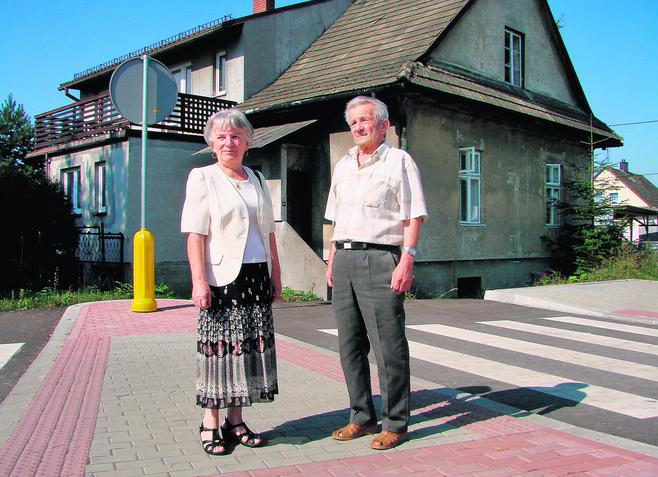 Anna i Józef Niemczykowie od trzech lat walczą z urzędem o właściwą wycenę domu