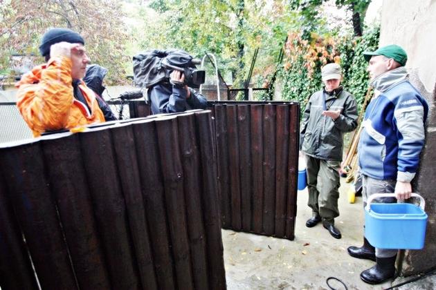 """Wrocław: Kolejny odcinek """"Zoo story"""" nakręcony (ZDJĘCIA)"""