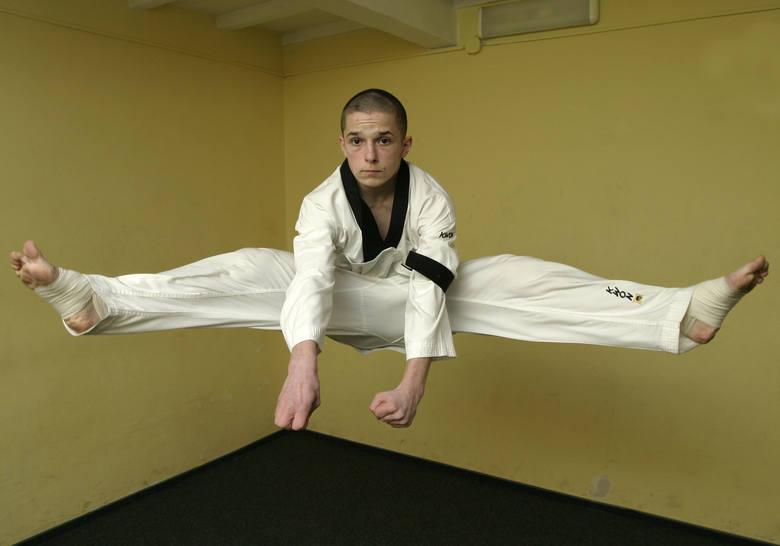 Taekwondo. Kto nie lubi Arkadiusza Homańczuka