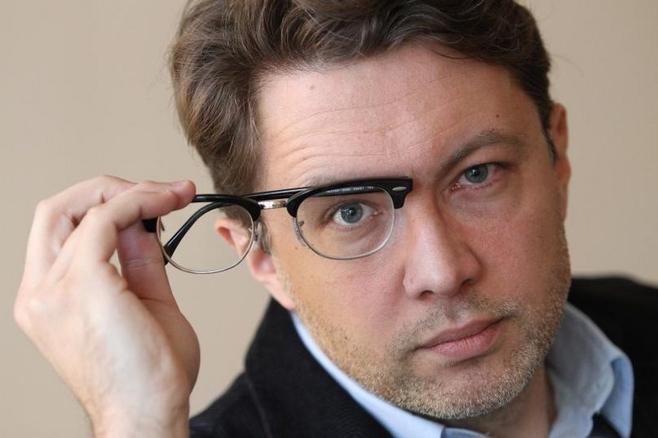 Michał Rusinek.