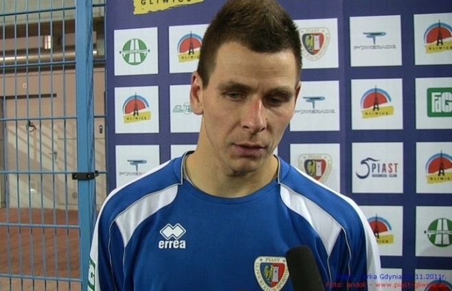 Wojciech Kędziora po powrocie znów strzela dla Piasta