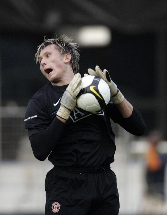27-letni Tomasz Kuszczak może być pierwszym polskim piłkarzem w historii, który dwukrotnie wzniesie puchar Ligi Mistrzów