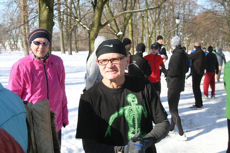 Parkrun w Parku Poniatowskiego - 16 marca.