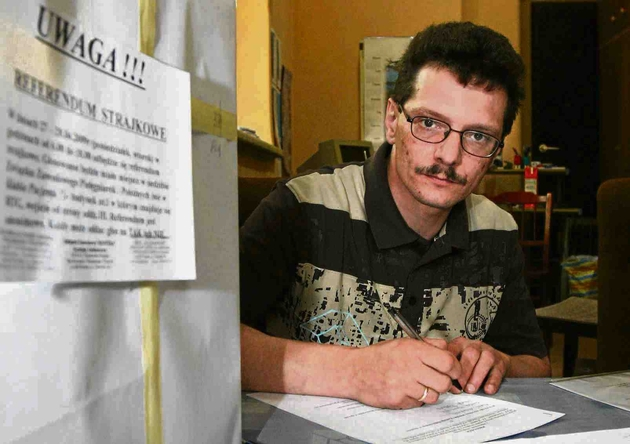 Załoga jest gotowa do strajku - mówi Michał Stawowski
