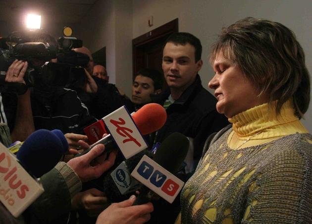 Świadkiem w procesie jest też Mariola Gaszka. Jej mąż Krystian pracował w firmie Mard