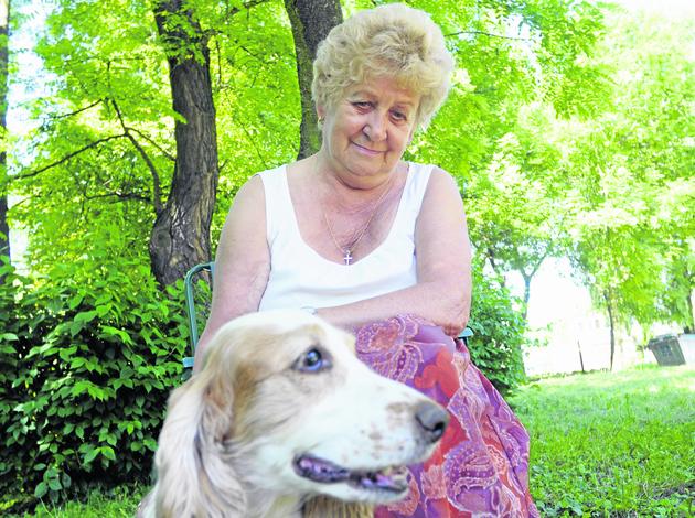 Czesława Lewandowska chętnie zajmie się dzieckiem