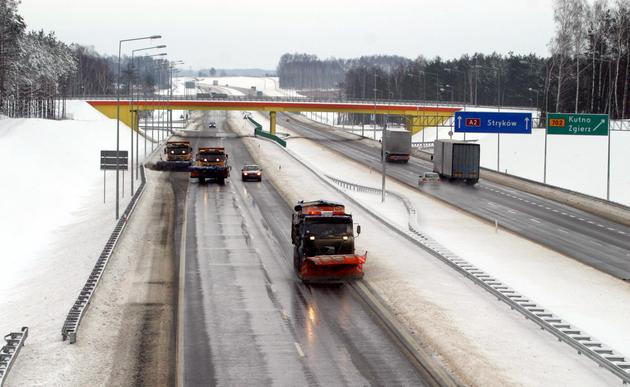 Autostrady A1 i A2 przetną się pod Strykowem