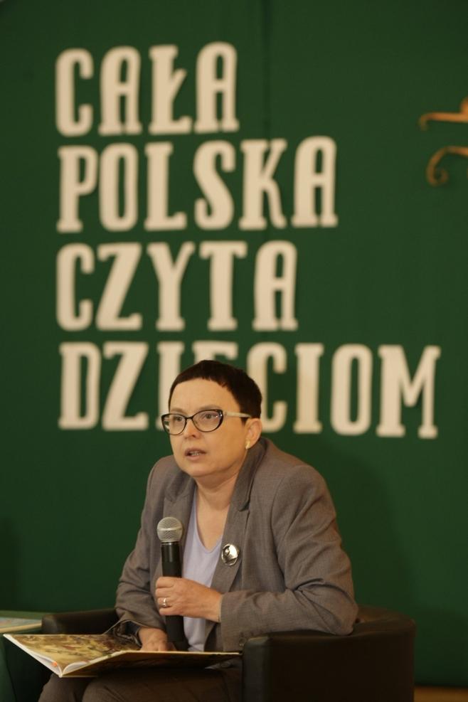 Minister edukacji narodowej, Katarzyna Hall