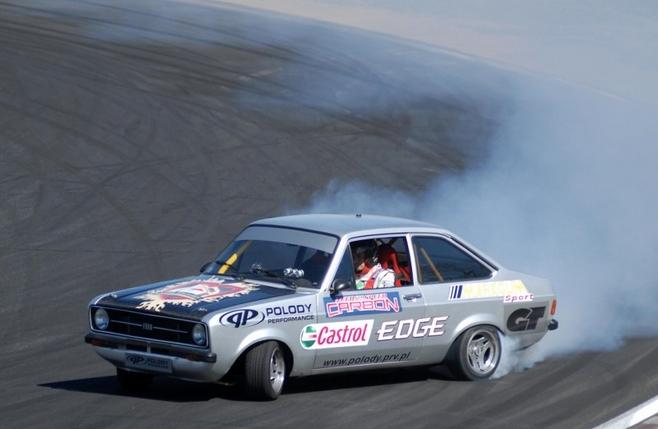 Poznaniacy mogli już podziwiać zawody w driftingu.