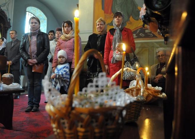 Wielkanoc w Kościele wschodnim. Dziś Wielka Sobota