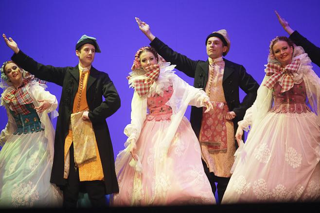 W sobotę w Teatrze Muzycznym przy Północnej zespół Harnam świętował 65-lecie istnienia.