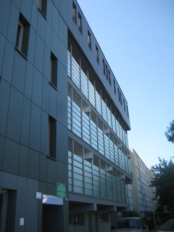 Budynek przy ul. Bacciarellego 53